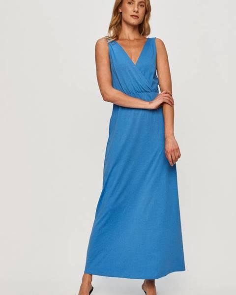 Modré šaty jacqueline de yong