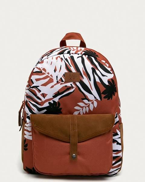 Hnědý batoh roxy