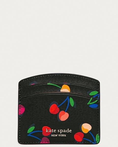 Černá peněženka Kate Spade