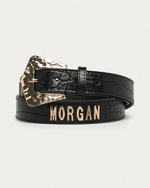 Černý pásek Morgan