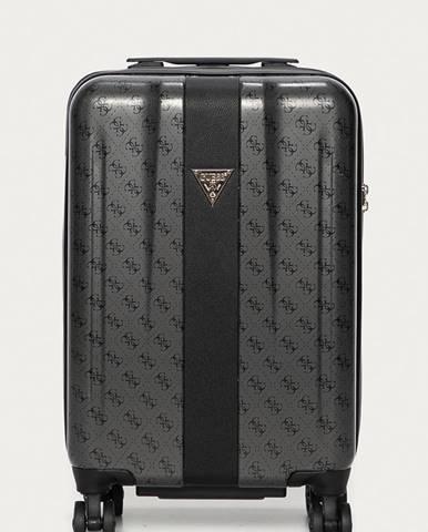 Šedý kufr Guess