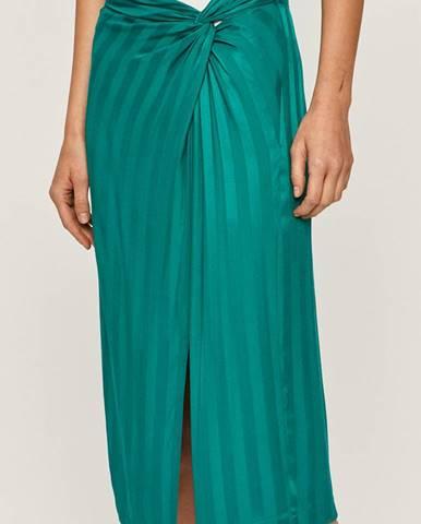 Zelená sukně Guess