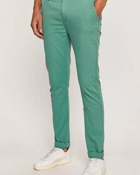 Tyrkysové kalhoty Levi's