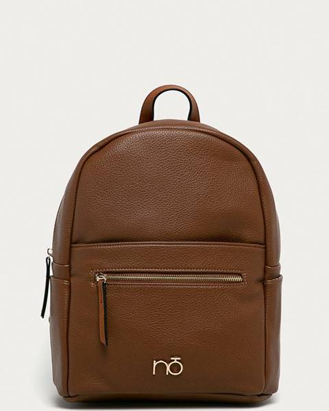 Hnědý batoh NOBO