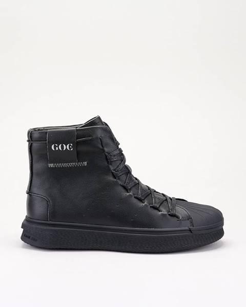 Černé boty GOE