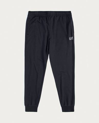 Modré kalhoty EA7 Emporio Armani