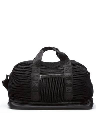 Černý kufr Big Star Accessories