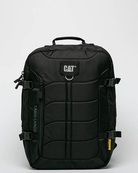 Černý batoh Caterpillar