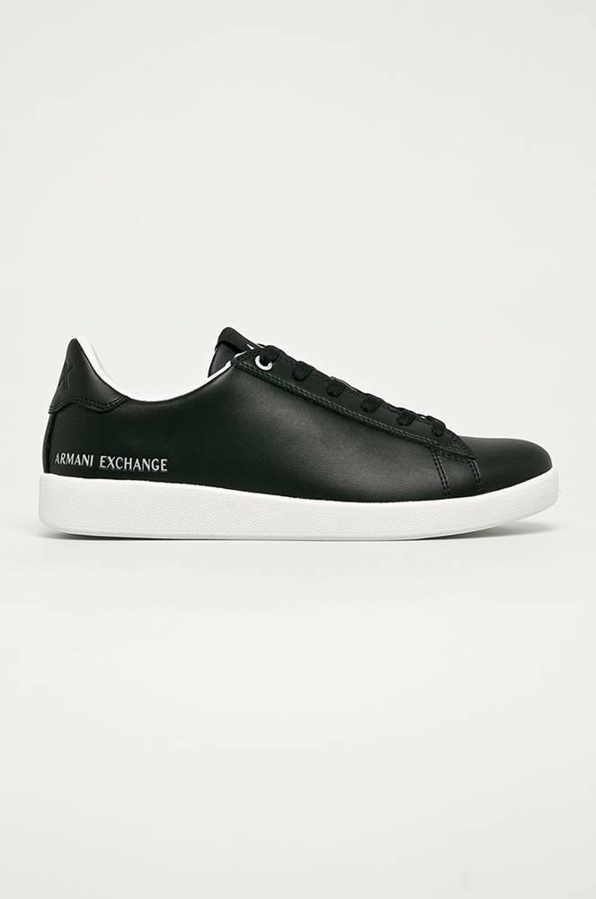 Armani Exchange Armani Exchange - Kožené boty
