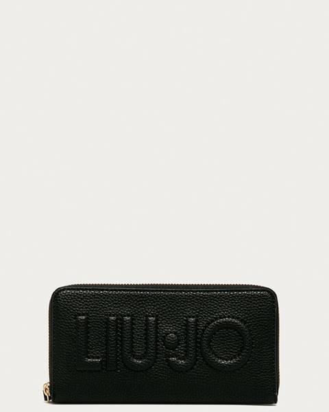 Černá peněženka Liu Jo