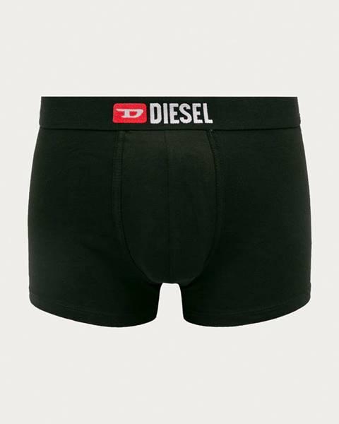 Černé spodní prádlo Diesel