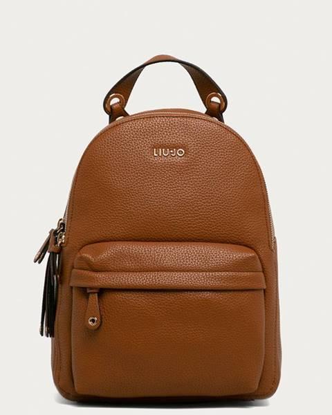Hnědý batoh Liu Jo