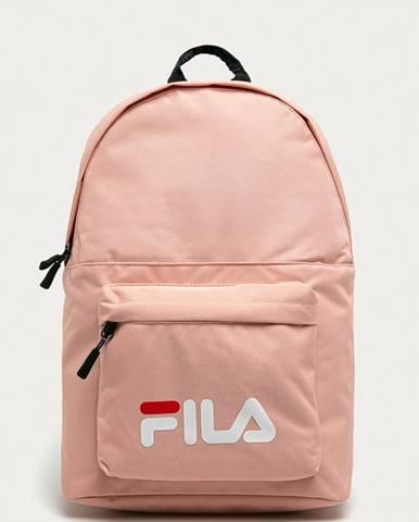 Růžový batoh fila