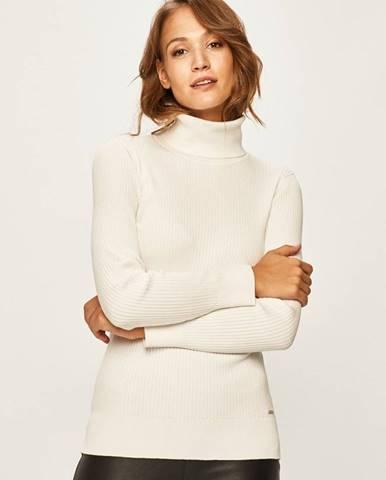 Bílý svetr dkny