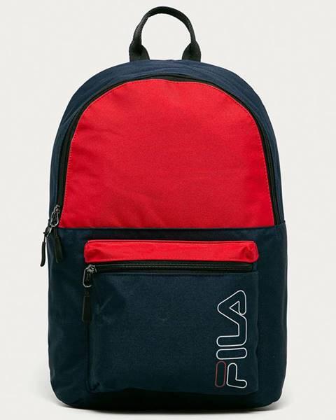 Červený batoh fila