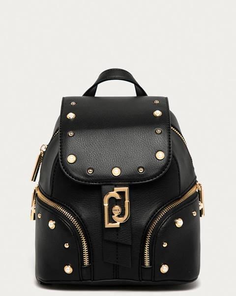 Černý batoh Liu Jo