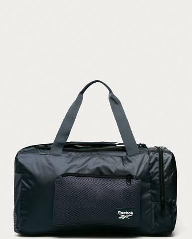 Modrý kufr reebok