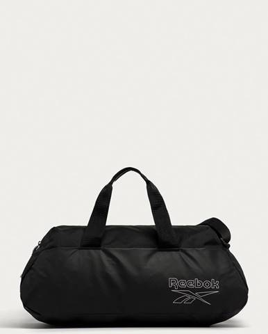 Černý kufr reebok
