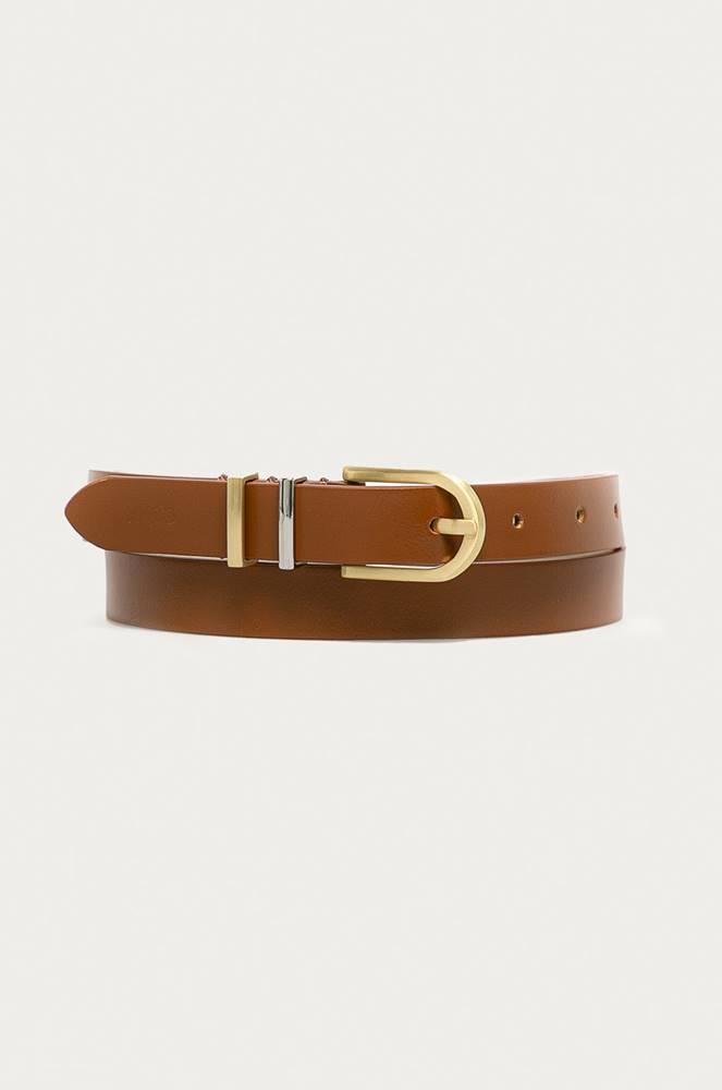 HUGO Hugo - Kožený pásek