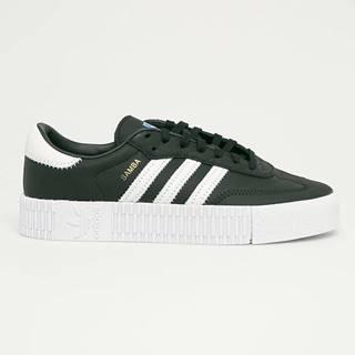 adidas Originals - Kožené boty Sambarose W