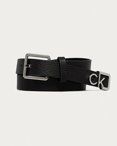 Černý pásek Calvin Klein