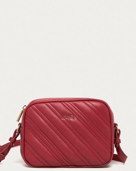 Červená kabelka Liu Jo