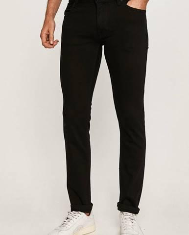 Černé kalhoty Strellson