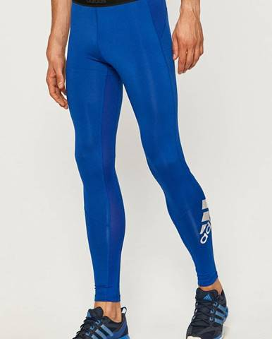 Modré kalhoty adidas performance