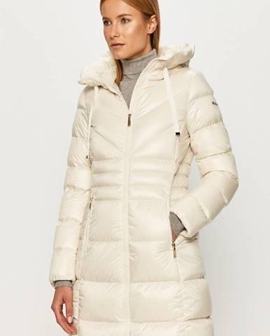 Bílá bunda geox