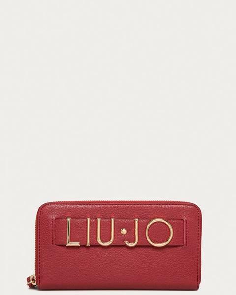 Červená peněženka Liu Jo