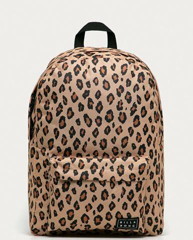 Hnědý batoh Billabong