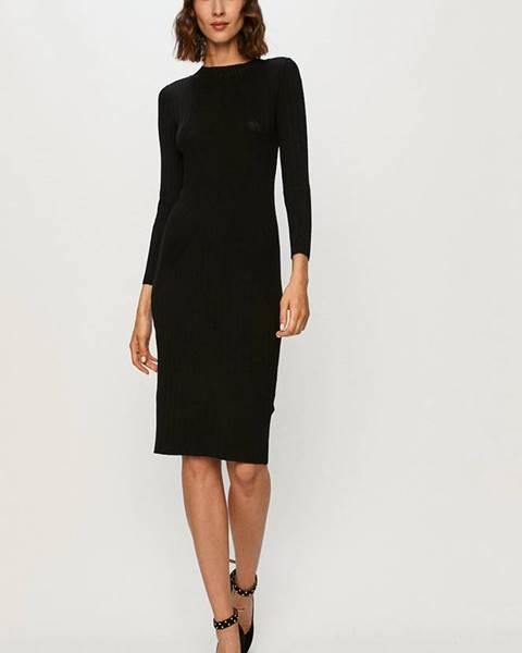 Černé šaty jacqueline de yong