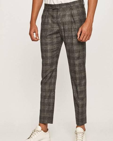 Šedé kalhoty Strellson