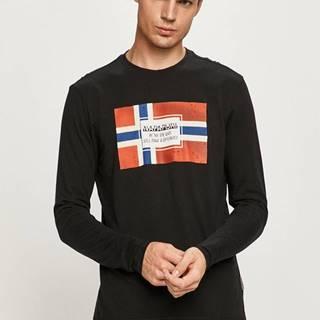 Napapijri - Tričko s dlouhým rukávem