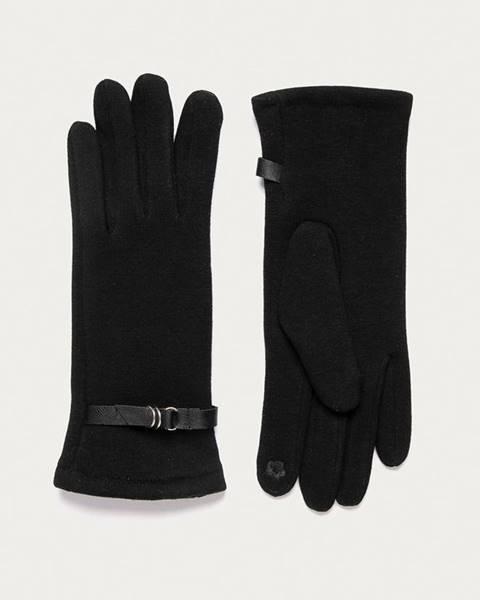 Černé rukavice MEDICINE