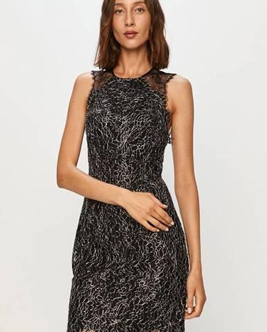 Černé šaty Morgan