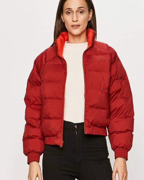 Červená bunda Levi's