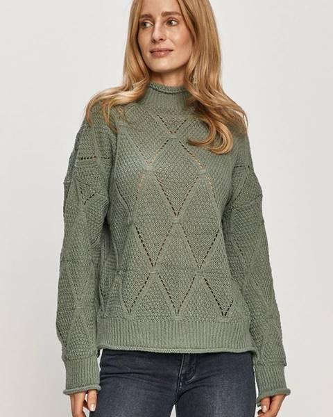 Zelený svetr Haily's
