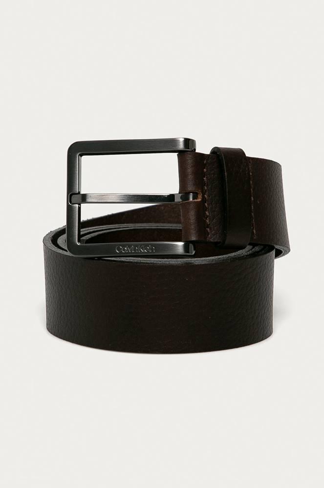 Calvin Klein Calvin Klein - Kožený pásek