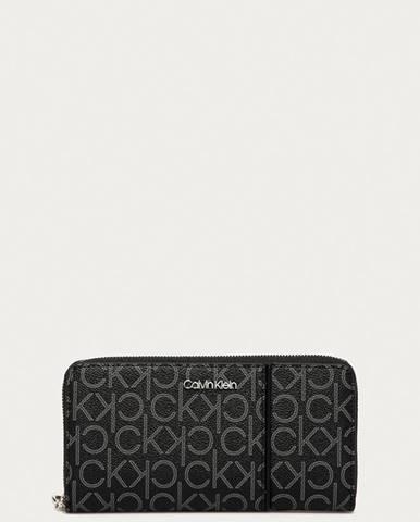 Šedá peněženka Calvin Klein