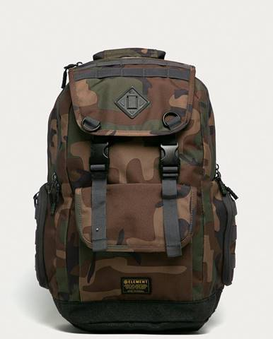Zelený batoh Element