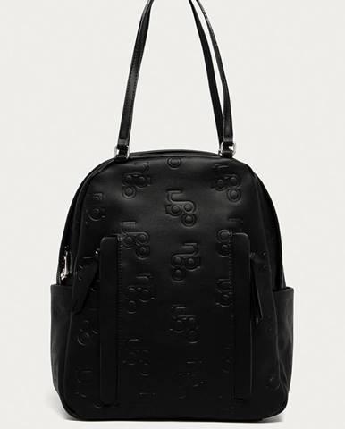 Černý batoh NOBO
