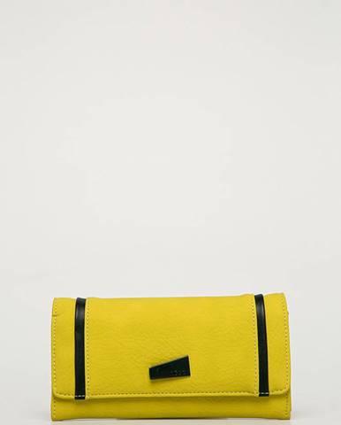 Žlutá peněženka NOBO