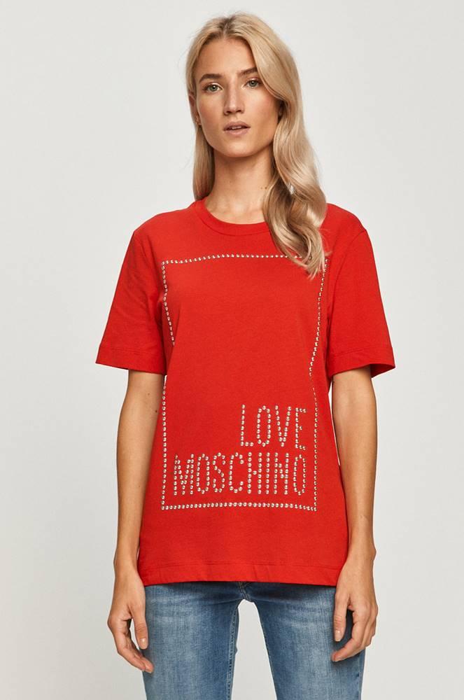Love Moschino Love Moschino - Tričko
