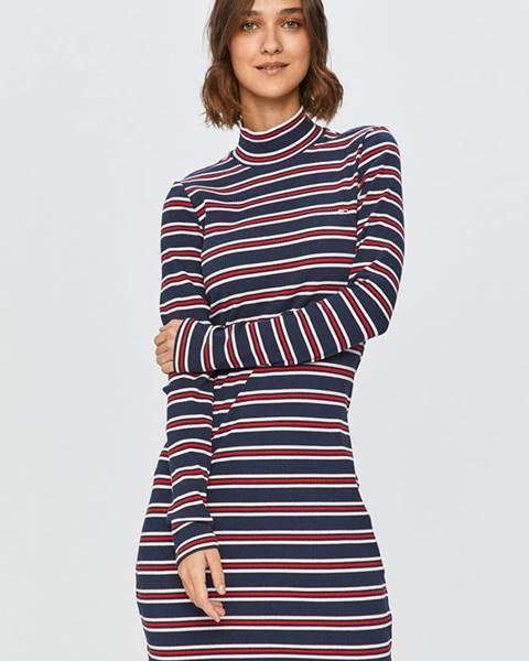 Vícebarevné šaty Tommy Jeans