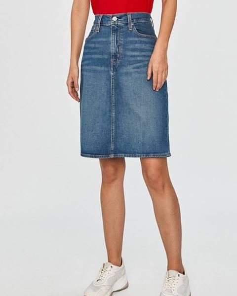 Modrá sukně Levi's