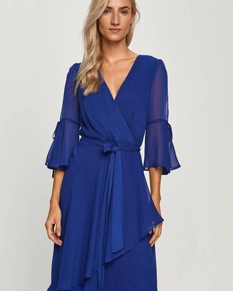 Modré šaty dkny