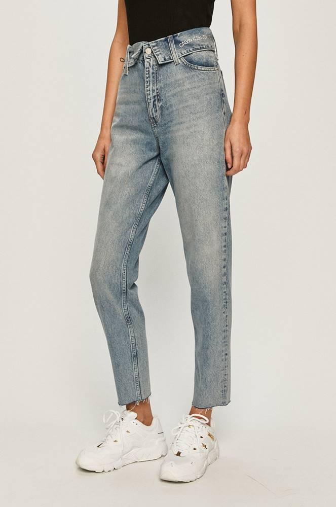 calvin klein jeans Calvin Klein Jeans - Džíny Mom Jean
