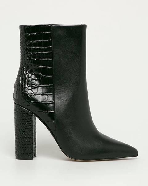 Černé boty Marciano Guess
