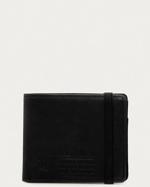 Černá peněženka Element